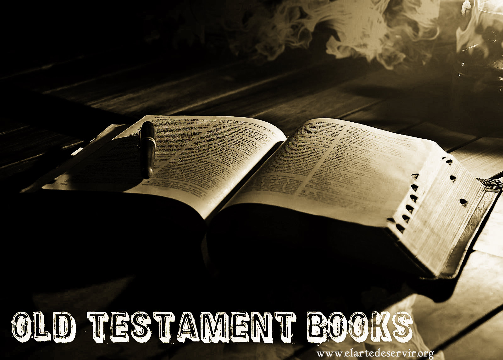 To download Old Testament Books * El Arte de Servir