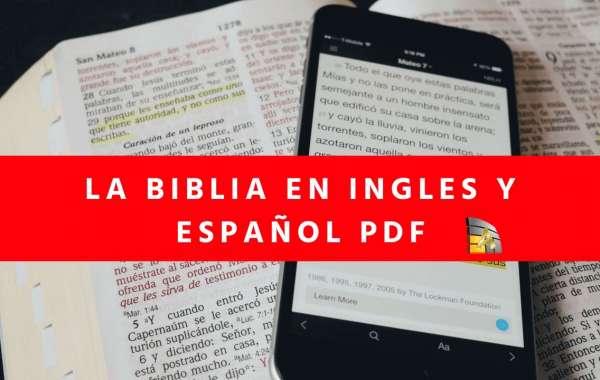 La biblia en ingles y español