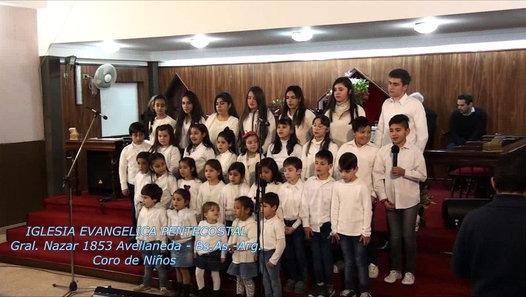 Iglesia Evangelica Penecostal. Alanbanza coro de niños (día del padre)2. 24-06-2018 - Vídeo Dailymotion