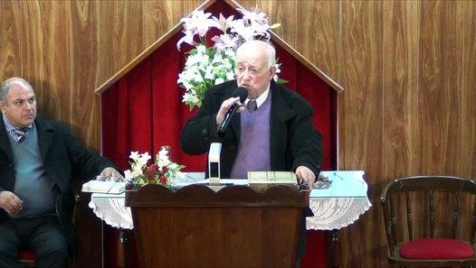Iglesia Evangélica Pentecostal. Volviendo la mirada a Dios. 08-07-2018 - Vídeo Dailymotion