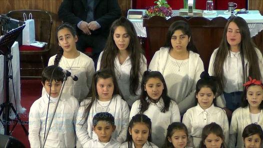 Iglesia Evangelica Penecostal. Alanbanza coro de niños (día del padre)1. 24-06-2018 - Vídeo Dailymotion
