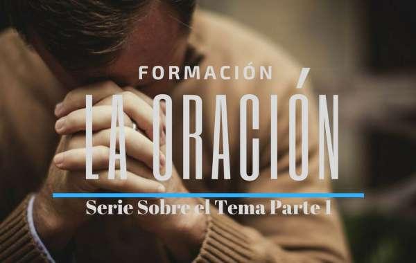 Tema biblico │La opinión de Jesús respecto a la oración│Formación