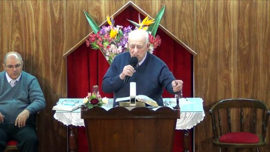 Iglesia Evangelica Pentecostal. Gozandose en la Palabra de Dios. 14-10-2018 - Vídeo Dailymotion
